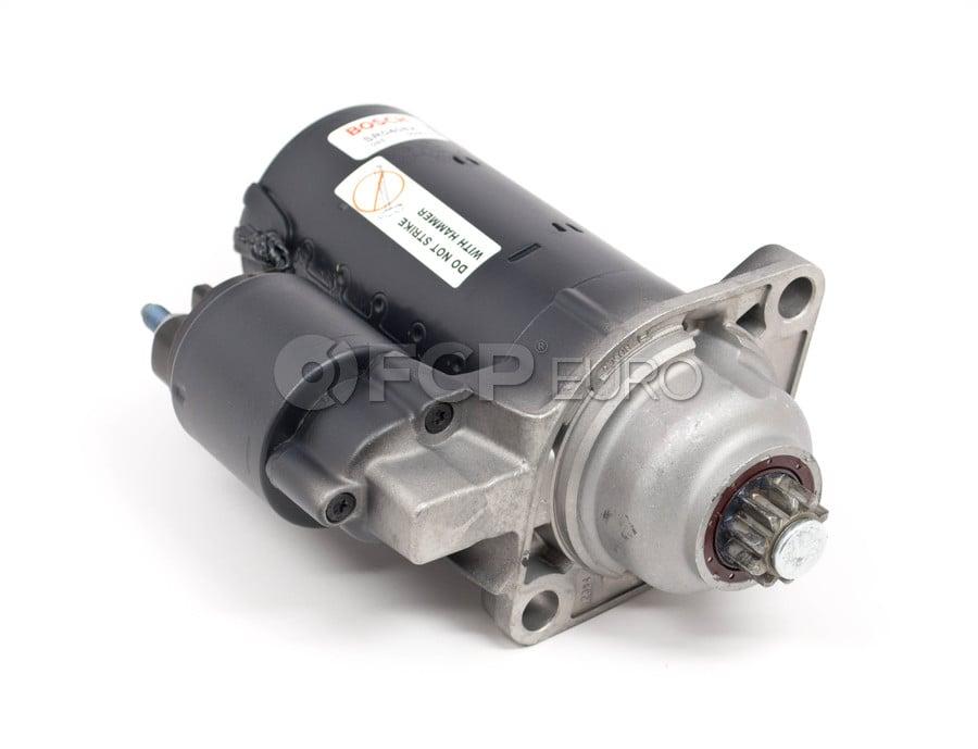 VW Starter Motor - Bosch 02A911024DX