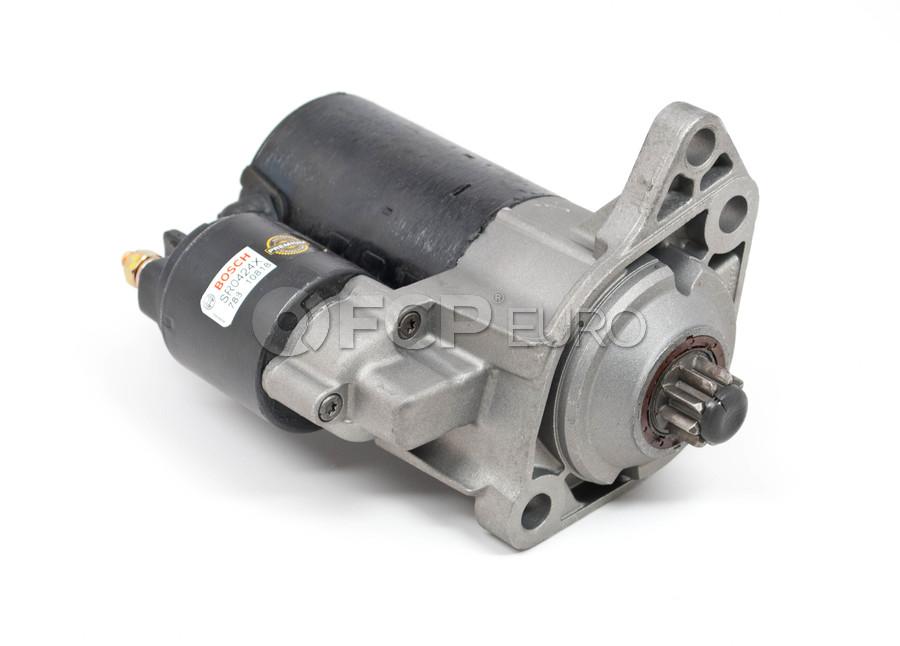 VW Starter Motor - Bosch 020911023FX