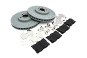 Mercedes Brake Kit - TRW  0004206600KT