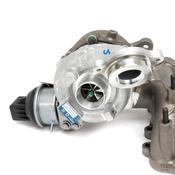 VW Audi Turbocharger - Borg Warner 53039880205