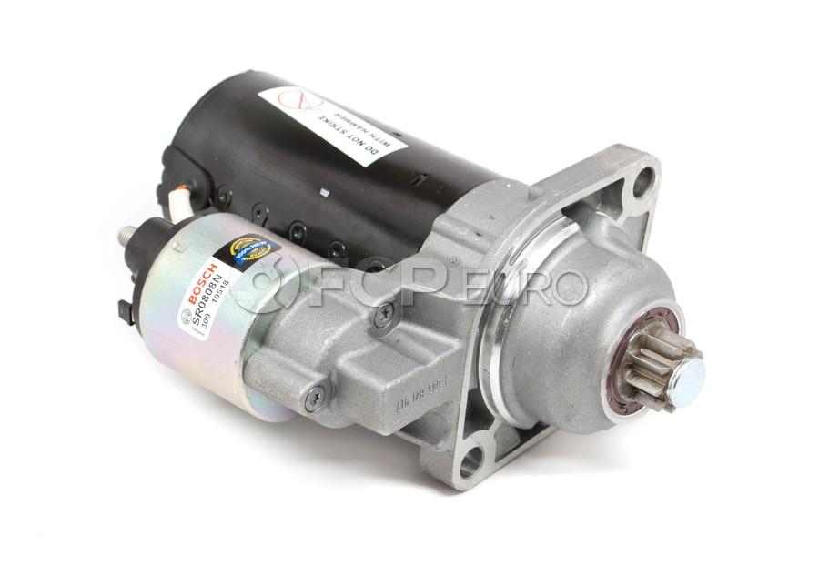 Porsche Starter Motor - Bosch 99660410301