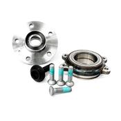 Audi Wheel Bearing and Hub Kit - FAG/Febi 7136109700KT2