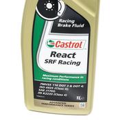 DOT 4 React SRF Racing  Brake Fluid (1 Liter) - Castrol 15AFA4