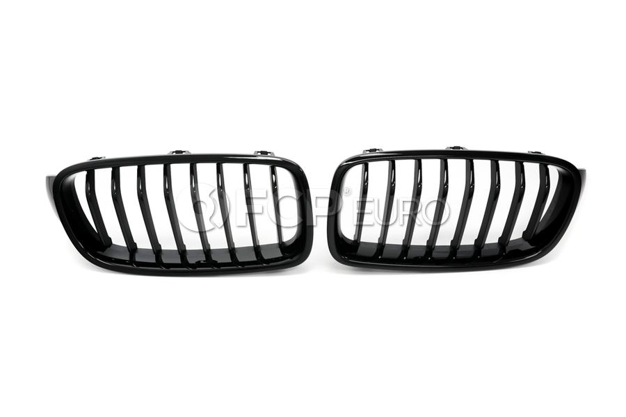 BMW M Performance Kidney Grille Set - 51712240778KT