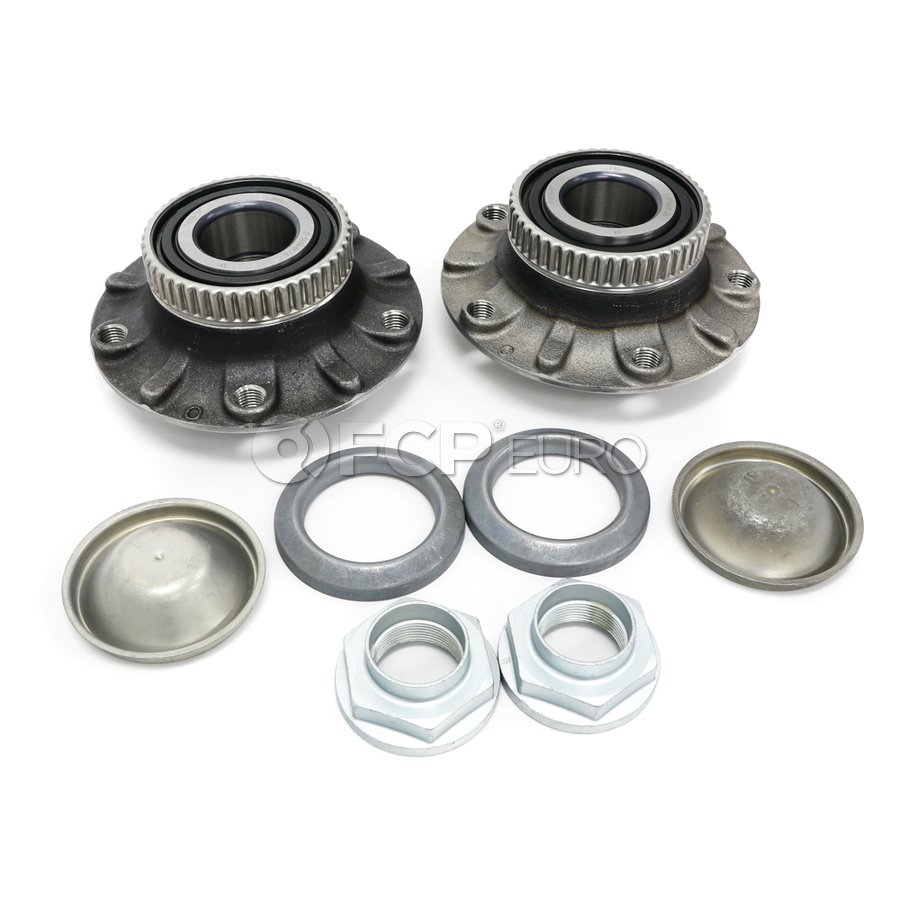 BMW Wheel Hub Assembly Kit - FAG 576681EAKT