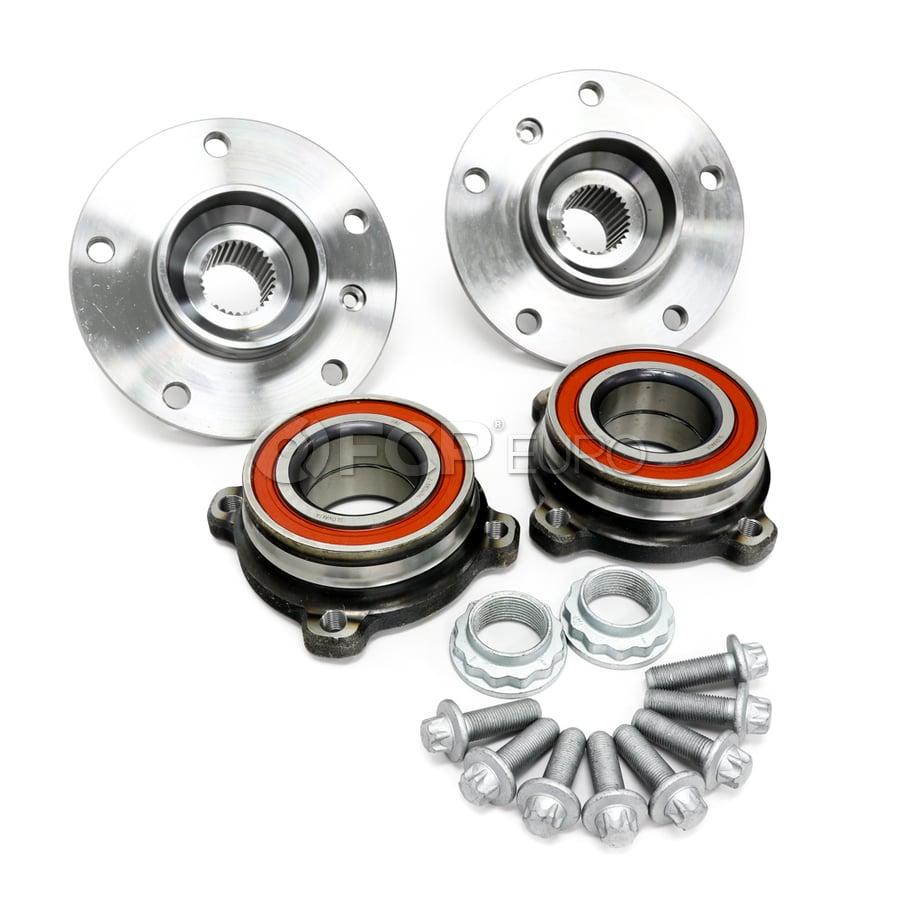 BMW Wheel Bearing Kit - FAG 580494KT