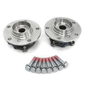 BMW Wheel Hub Assembly Kit - FAG 805062CKT