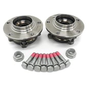 BMW Wheel Hub Assembly Kit - FAG 57398208KT1