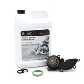 Audi Thermostat Kit - MotoRad 06E121111GKT