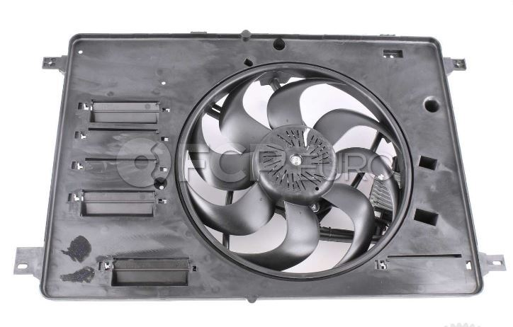 Volvo Engine Cooling Fan Assembly - Vemo 31686806