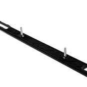BMW Decor Strip Drink Holder (Black) - Genuine BMW 51457138797