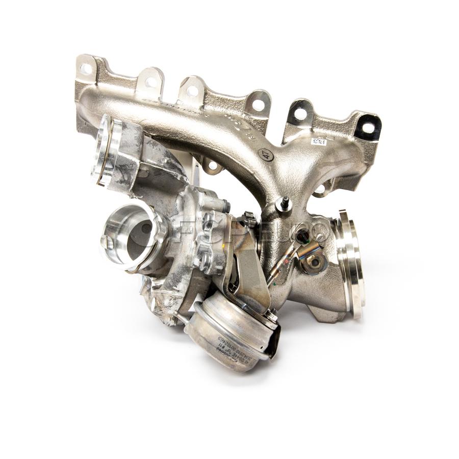 Porsche Turbocharger - Borg Warner 53039980610