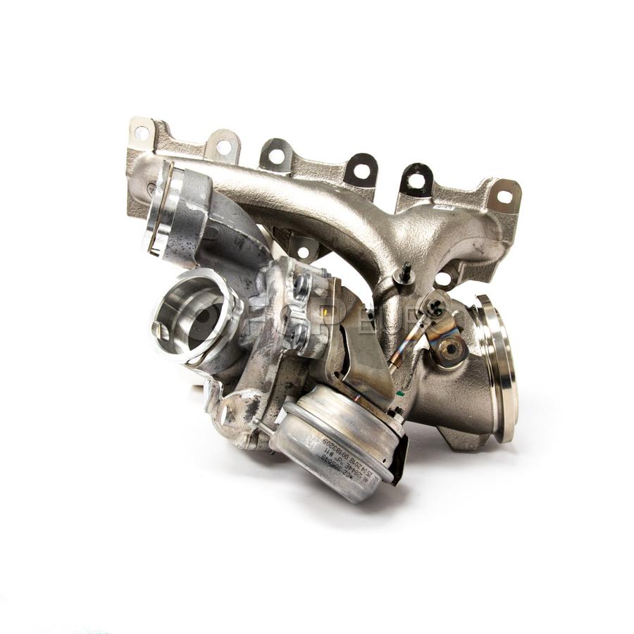 Porsche Turbocharger - Borg Warner 53039980611
