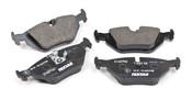 BMW Brake Pad Set - Textar 2193402