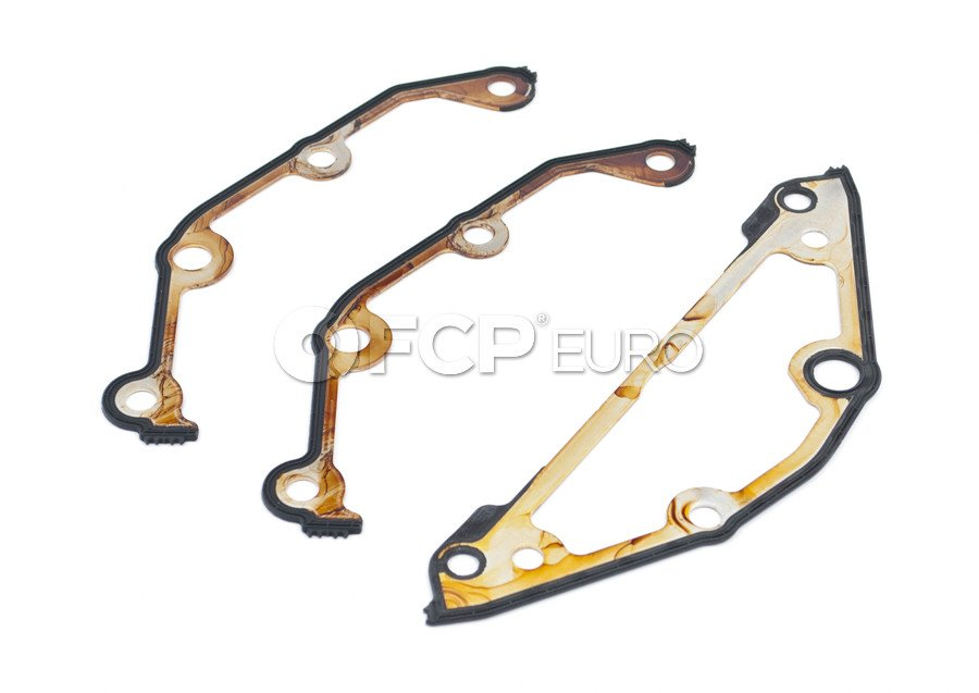 BMW Timing Cover Gasket Set - Genuine BMW 11141439717