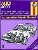 Audi Haynes Repair Manual - Haynes HAY-15020