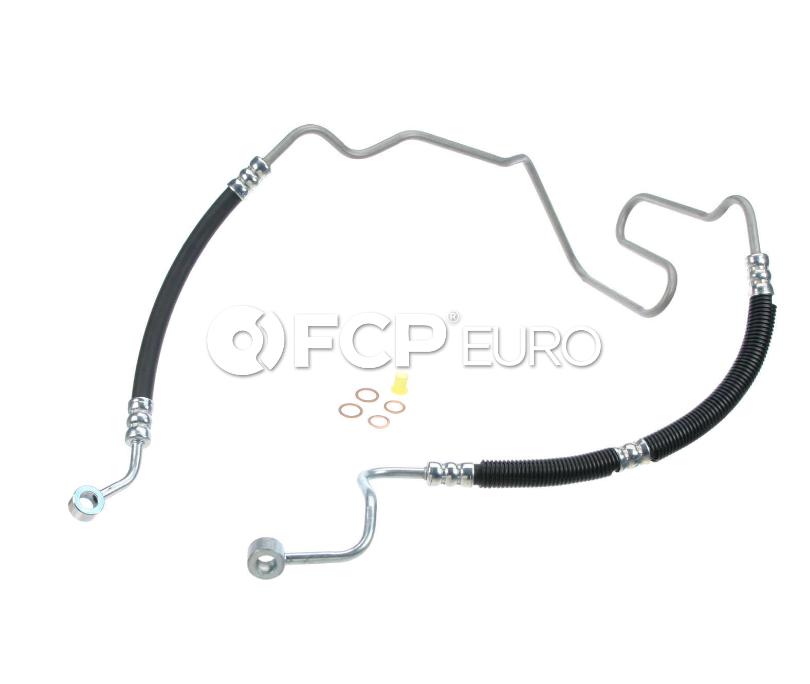 VW Power Steering Pressure Hose - Gates 1C0422893AB