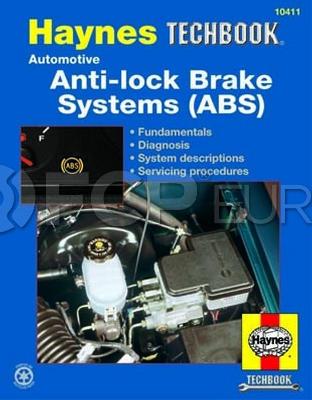 Haynes Repair Manual Anti-lock Brake Systems (ABS) - Haynes HAY-10411
