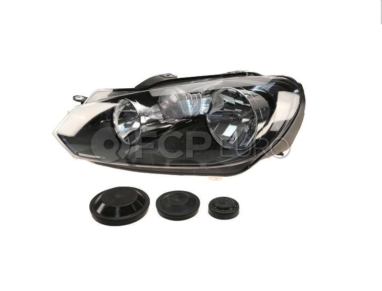 VW Headlight  Assembly - Hella 5K0941005D
