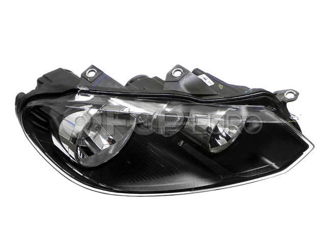 VW Headlight Assembly - TYC 5K0941006D