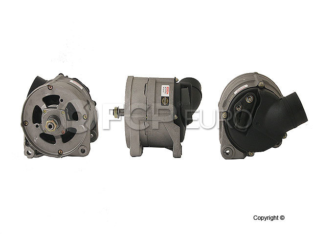 BMW Alternator 115 Amp - Bosch AL0741X