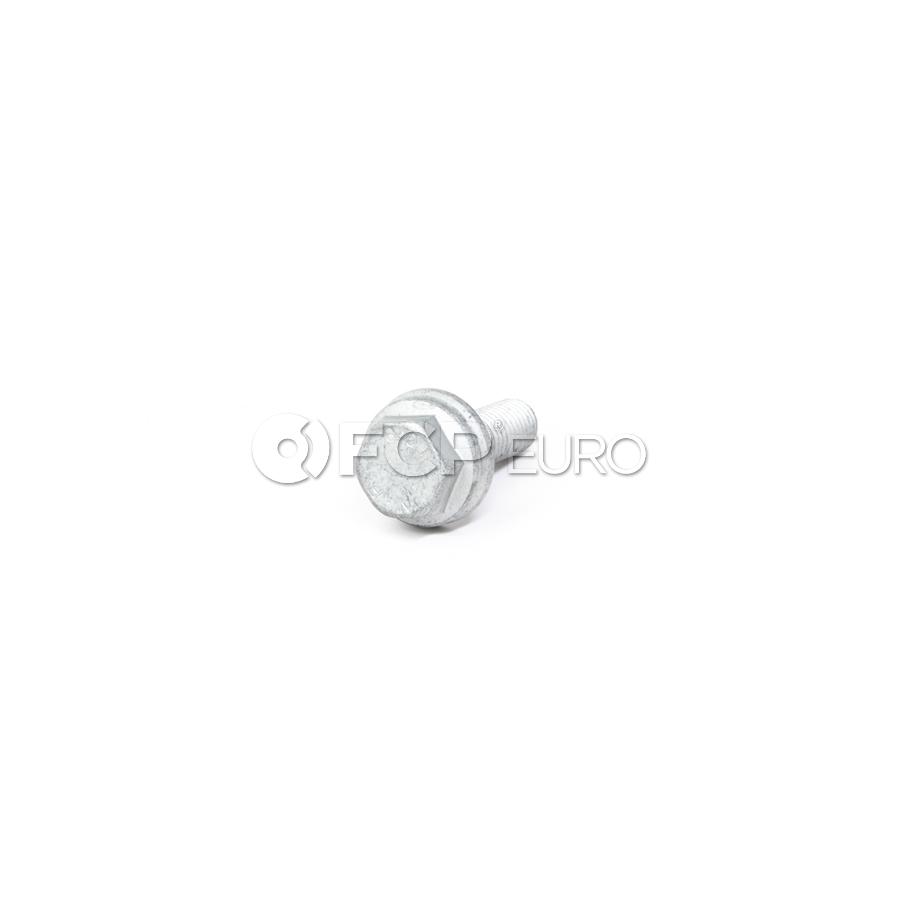 BMW Suspension Subframe Reinforcement Plate Bolt - Genuine BMW 31106772199