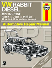 Audi VW Haynes Repair Manual - Haynes HAY-96020
