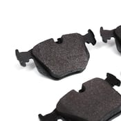 BMW Brake Pad Set - Jurid 34216761250