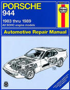 Porsche Haynes Repair Manual - Haynes HAY-80035