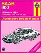 Saab Haynes Repair Manual - Haynes HAY-84010