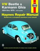 VW Haynes Repair Manual - Haynes HAY-96008