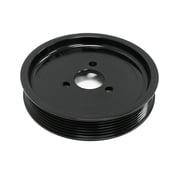 BMW Plastic Power Steering Pump Pulley - Febi 32421740858