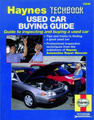 Haynes Repair Manual (Used Car Buyer's Guide) - Haynes HAY-10440