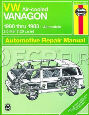 VW Haynes Repair Manual - Haynes HAY-96045