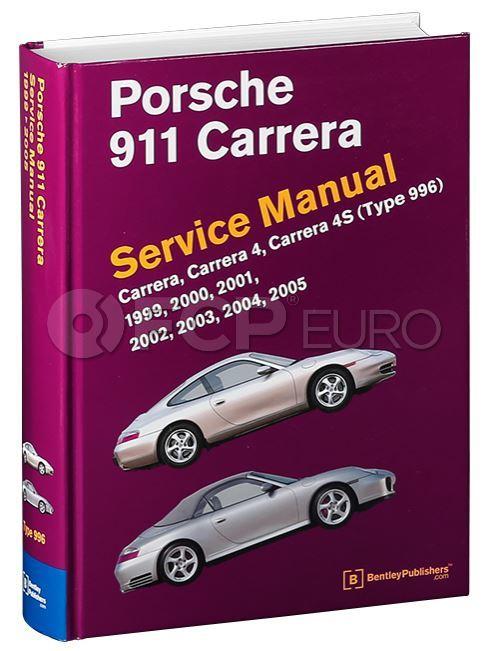 Porsche Repair Manual - Bentley P905