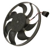 VW Engine Cooling Fan Motor - OE Supplier 1KM959455E