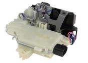 VW Door Lock Assembly - OE Supplier 3B1837015AS
