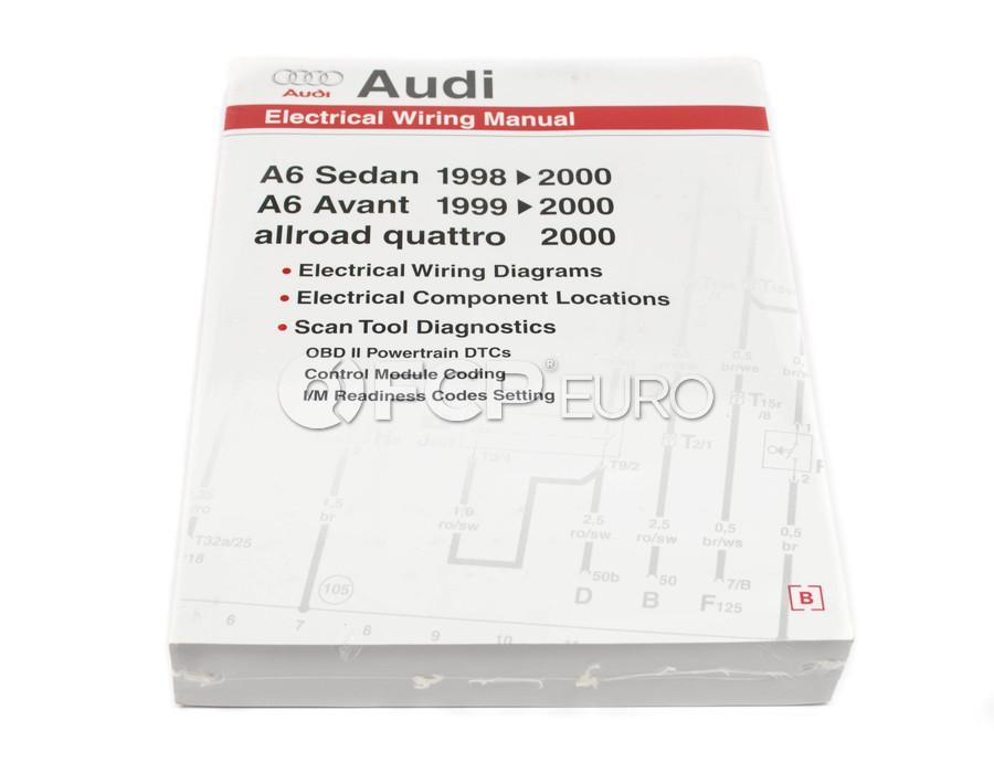 Audi Bentley Electrical Wiring Manual - Bentley AW61