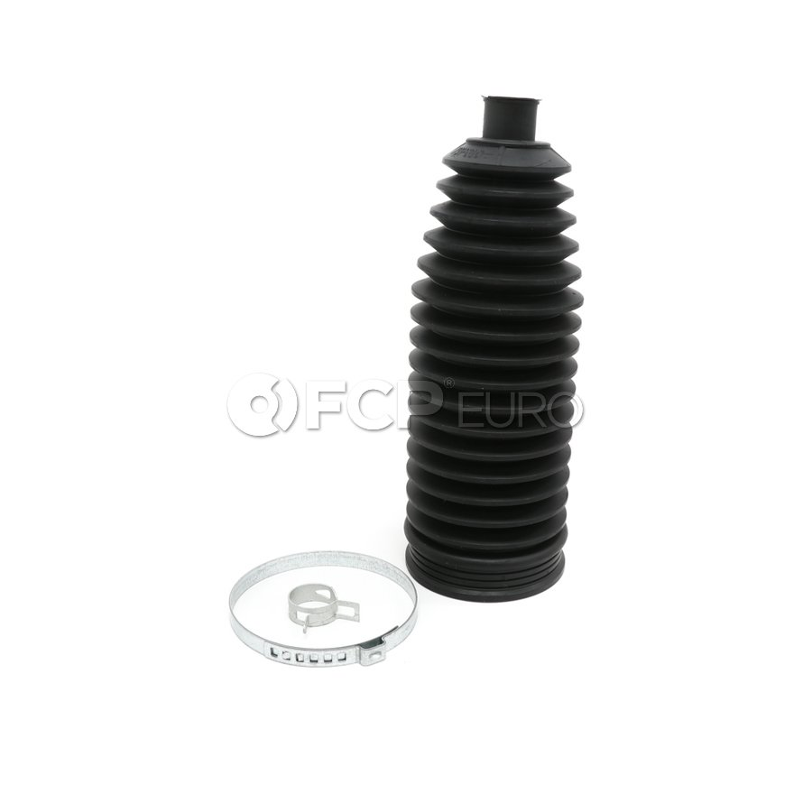Rack /& Pinion Bellow//Boot 5 Series 6 PIECE KIT-IN STOCK-2 Boots 4 Clamps BMW 3
