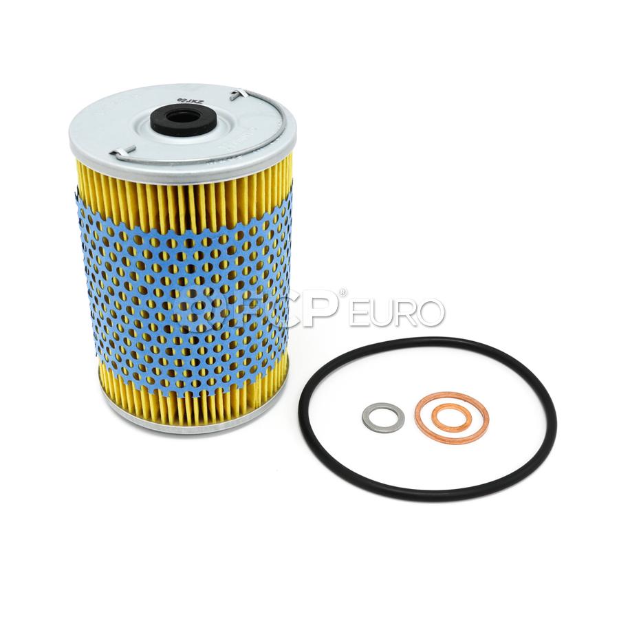 Mercedes Engine Oil Filter Kit - Hengst 0001800609