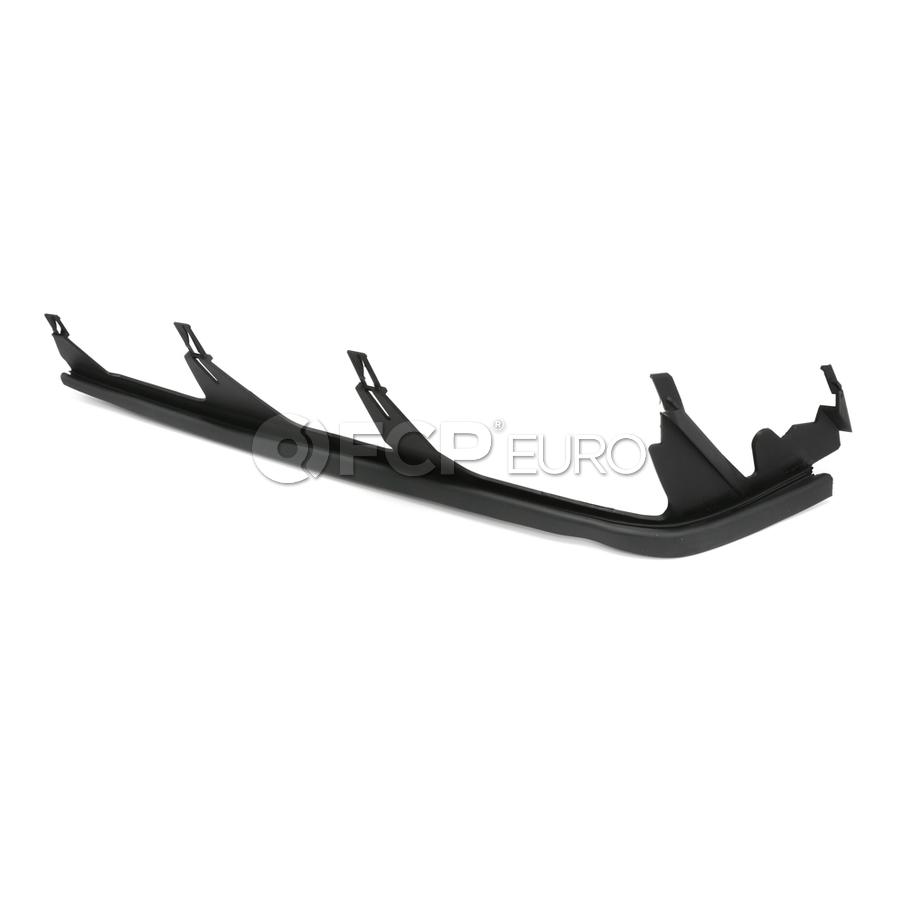 BMW Headlight Cover Strip - Genuine BMW 63128384490