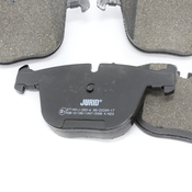 BMW Brake Pad Set - Jurid 571991J