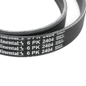 Mercedes Audi Drive Belt - Continental 0039937296