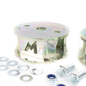 Land Rover Coil Spring Spacers - Terrafirma TF517
