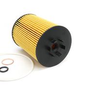 BMW Engine Oil Filter - Hengst 11427511161