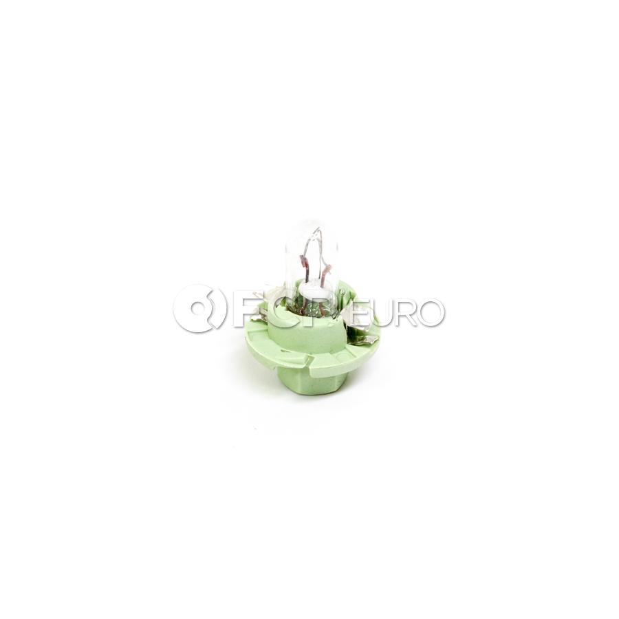 Audi VW Instrument Panel Light Bulb - Osram/Sylvania 893919040A