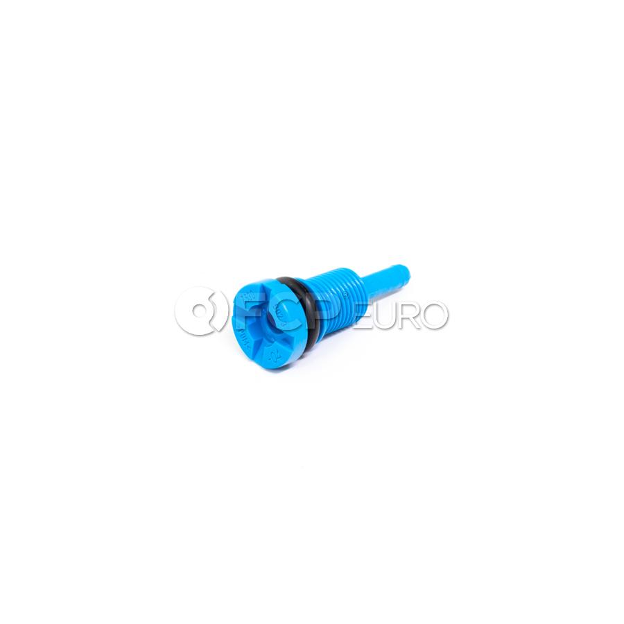 BMW Radiator Drain Plug - Genuine BMW 17117530902