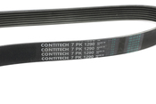 VW Serpentine Belt - Continental 021145933C