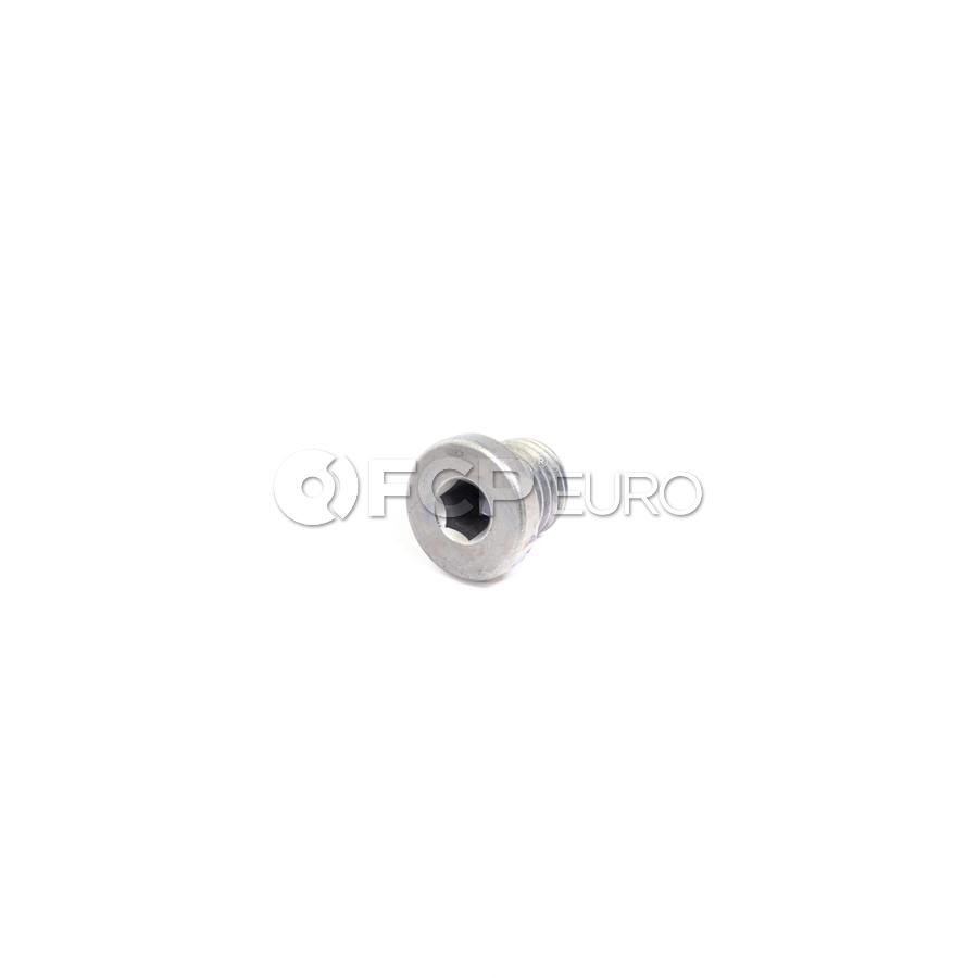 BMW Oil Drain Plug - Genuine BMW 07119904550