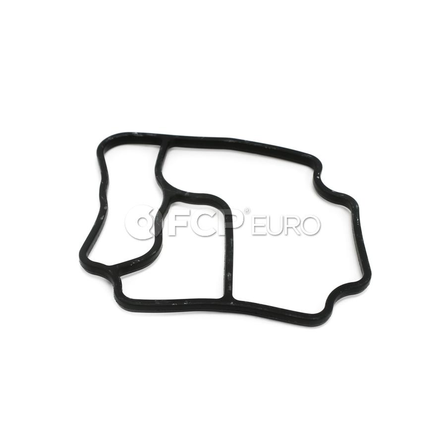 BMW Engine Oil Filter Housing Gasket - Elring 11421719855